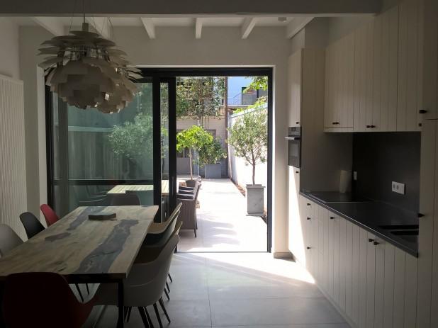 Keuken Aan Tuin : Fotos vakantiewoning la belle vie knokke